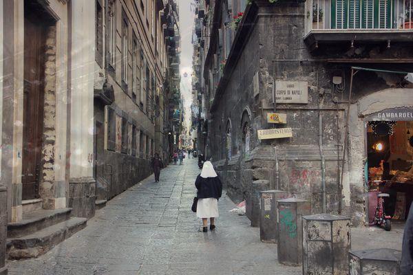 Largo Corpo die Napolie