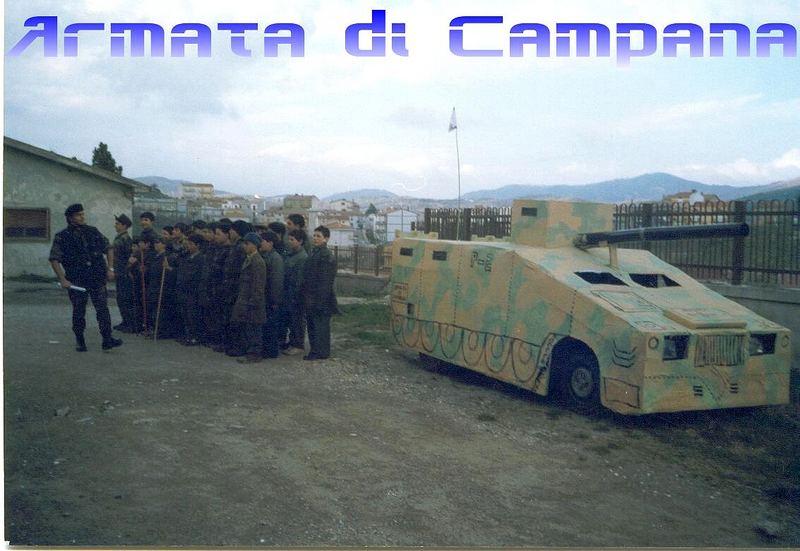 L'armata di Campana