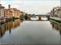 L`Arno a Firenze