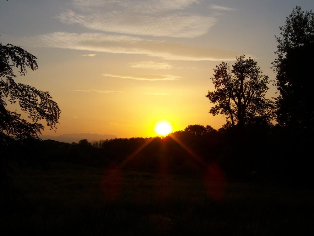 L'arrivederci del sole