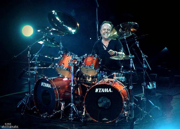 lars ullrich in action