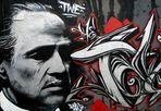 L'art dans la rue....... Marlon Brando