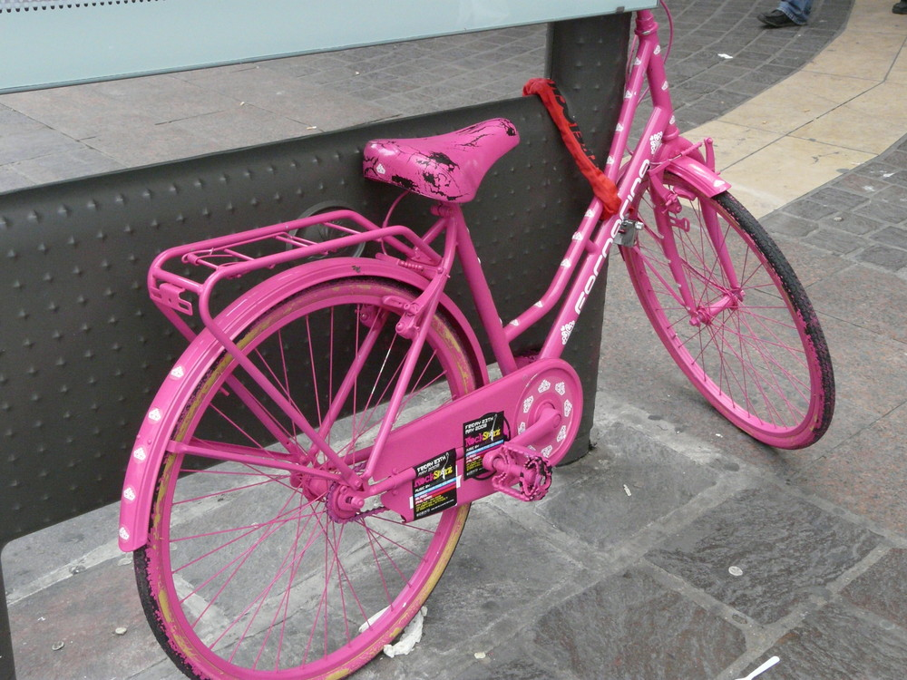 L'art d'attacher son vélo