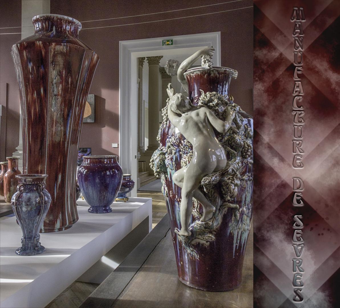 L'art de la porcelaine