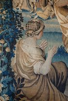 L'art de la tapisserie