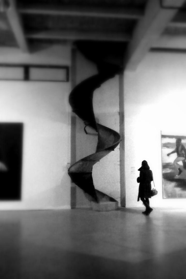 L'art se pense