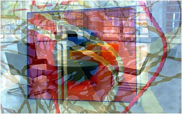 L'art transpercé par les réalités du dehors