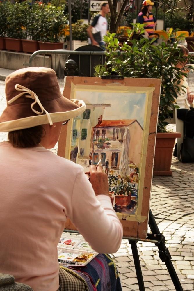 l'artista...