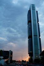 las 4 torres Madrid