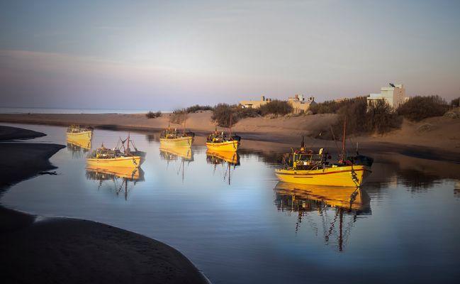 Las barcas