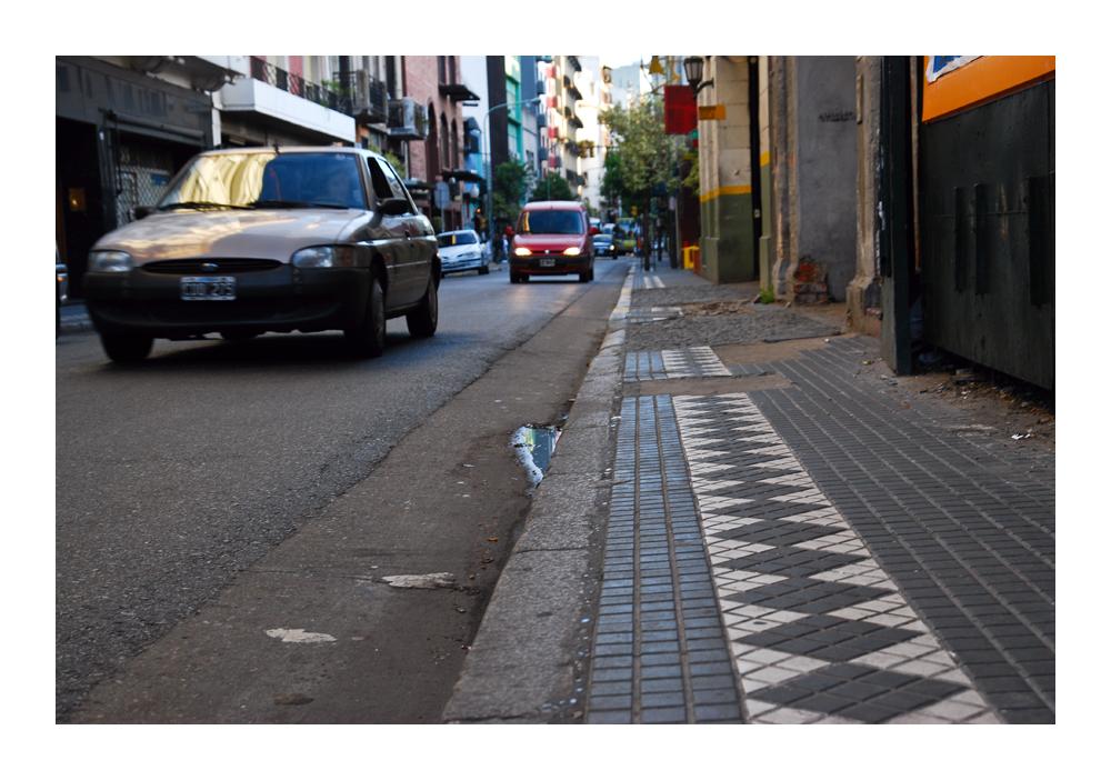 Las Calles y la Geometria
