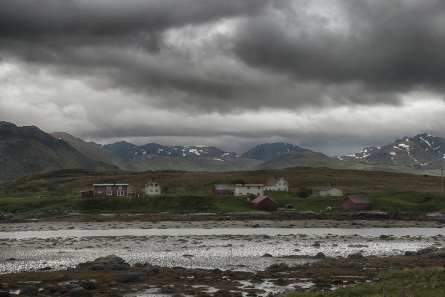 Las casas del camino