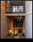 Las escaleras mecánicas