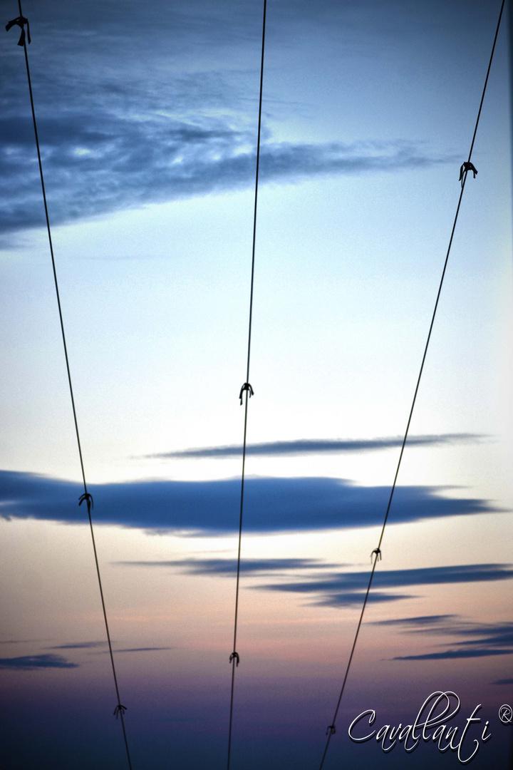 Las lineas Electricas