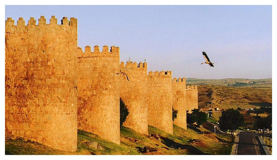 Las Murallas de Ávila (Reload)