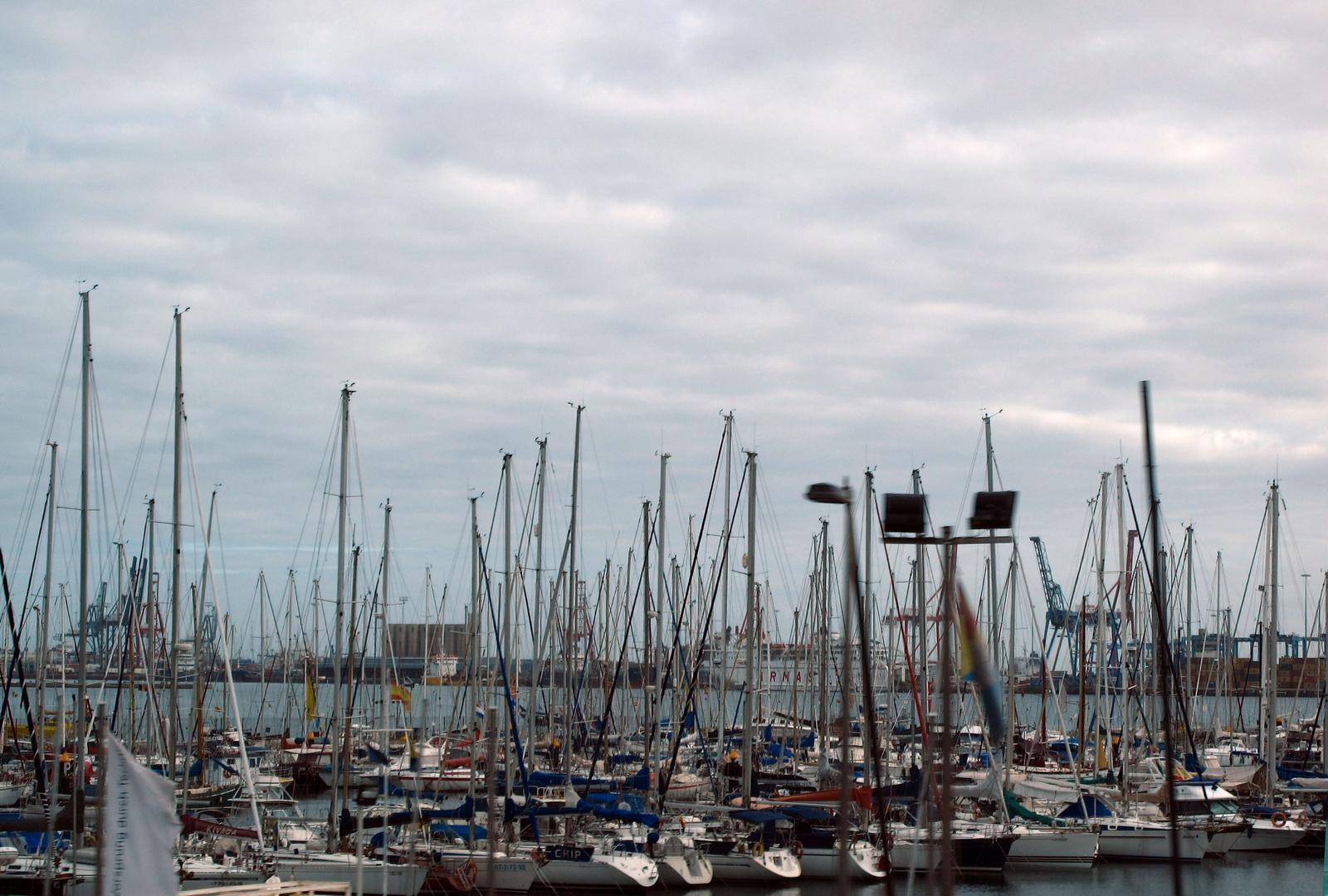 Las Palmas Hafen