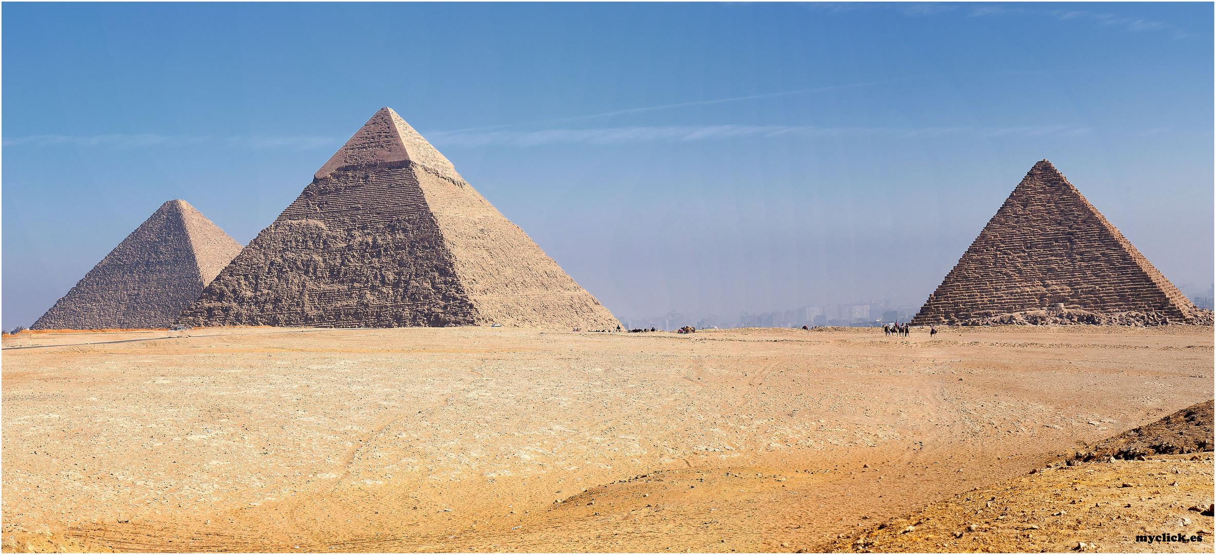 LAS PIRAMIDES-GUIZA-EGIPTO