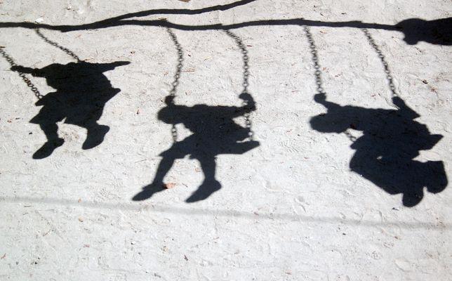Las sombras de la infancia, El Salvador