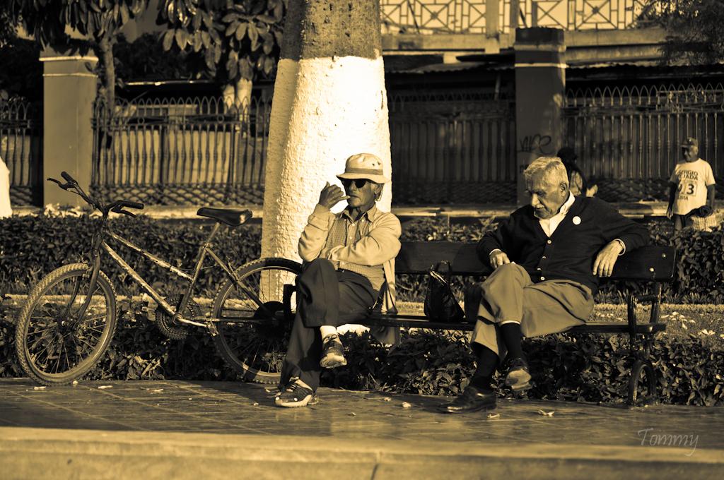 Las tardes en Barranco