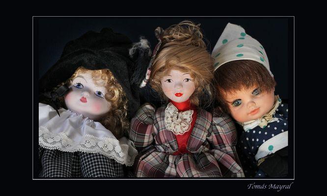 Las Tres Amiguitas