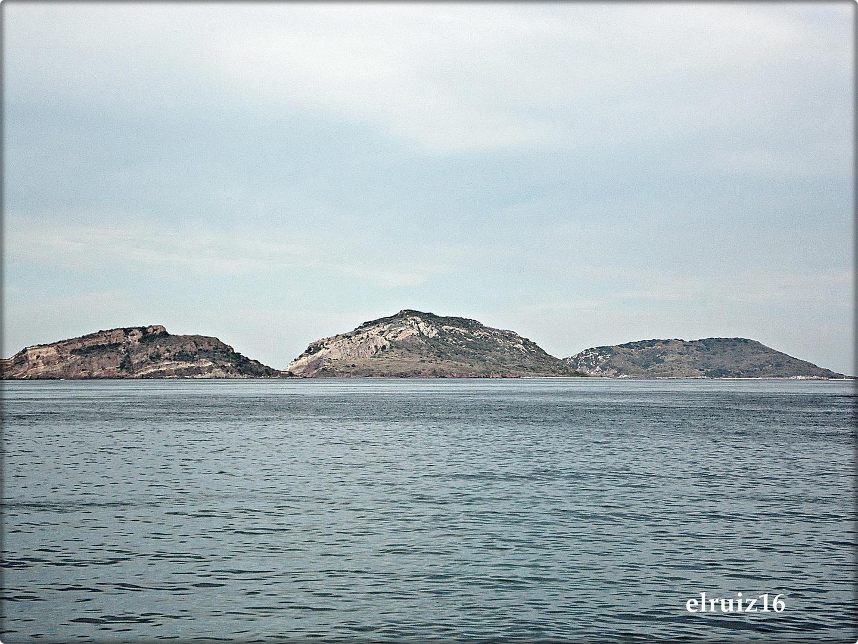 Las Tres Islas.