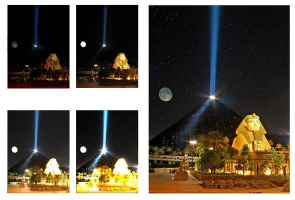 Las Vegas DRI - Einzelbilder