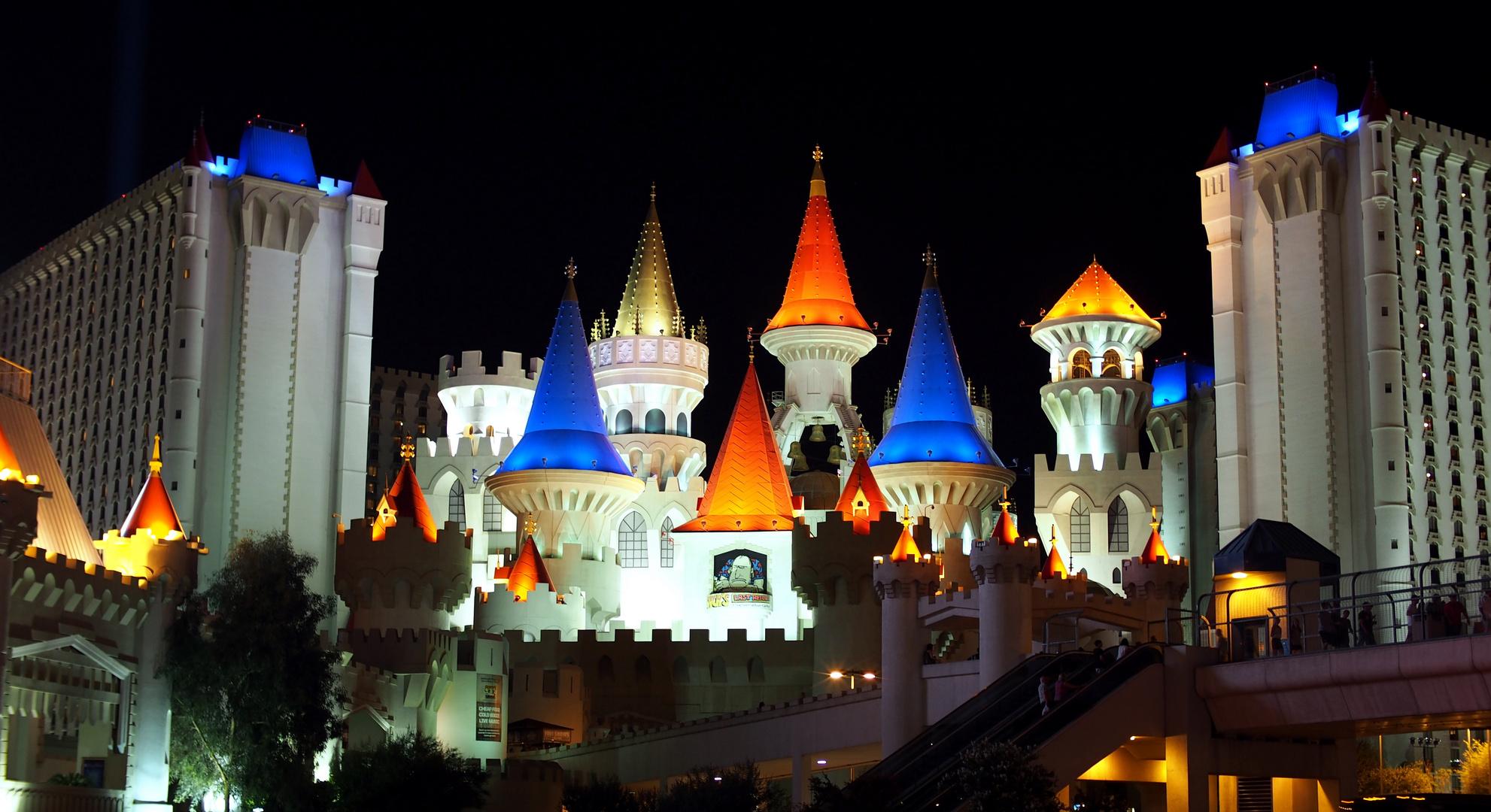 Las Vegas - Excalibur