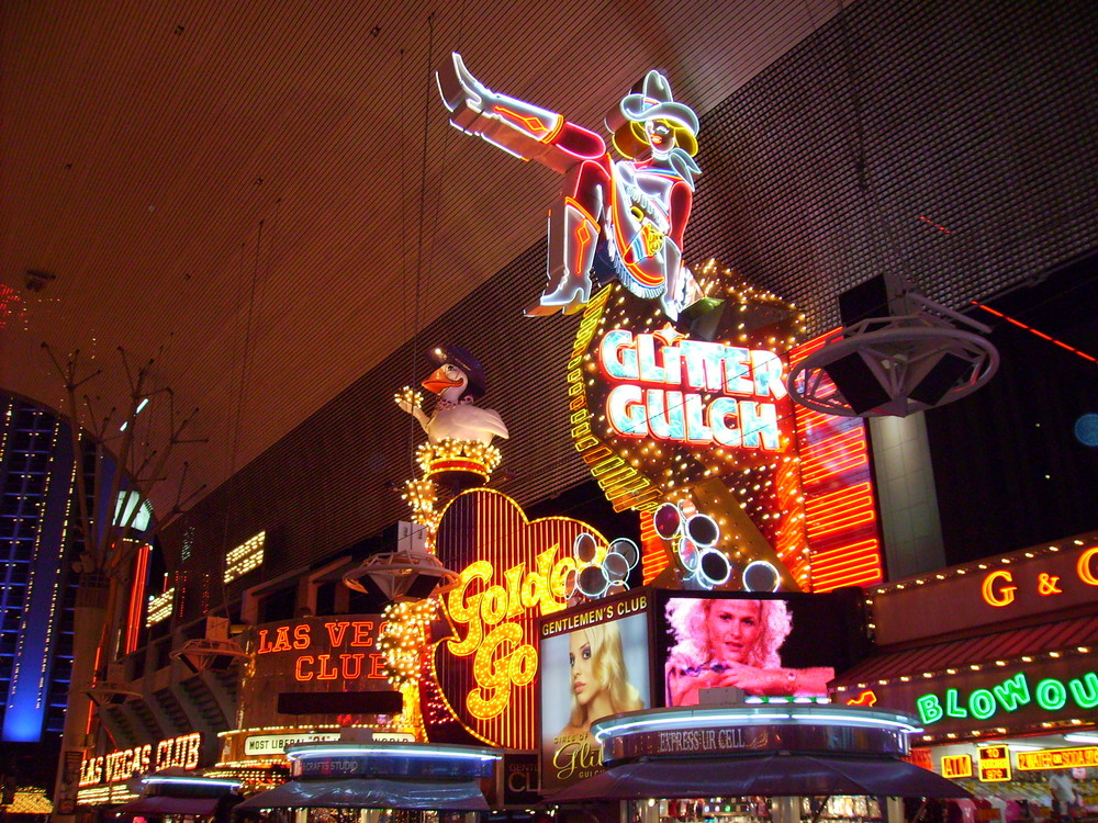 Las Vegas Freemont Street