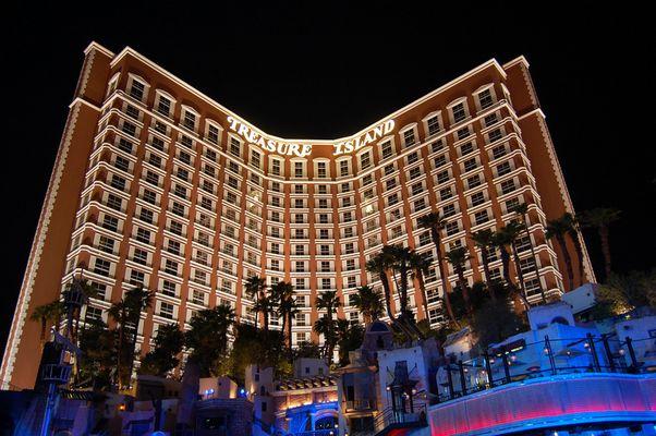 Las Vegas - Hotel Treasure Island