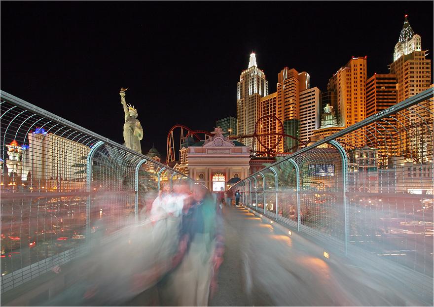 Las Vegas Night Move