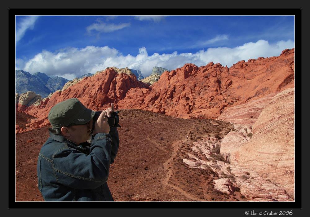 Las Vegas - Red Rock #3 & Me