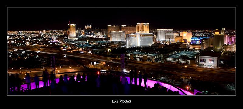 Las Vegas - stitched