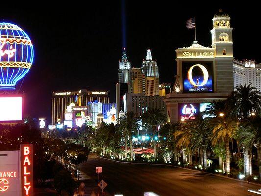 Las Vegas Strip II