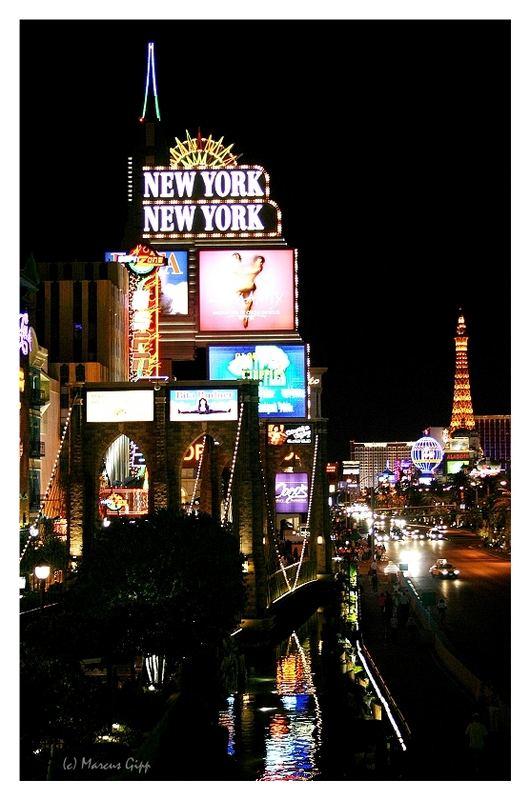Las Vegas The Strip III