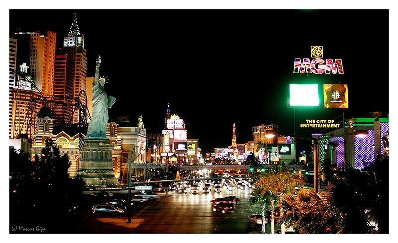 Las Vegas The Strip IV