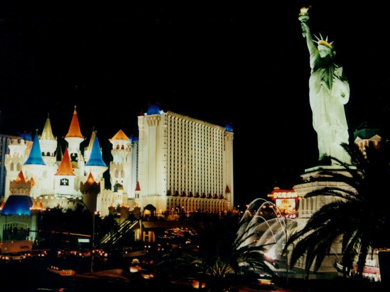 Las Vegas - Traumwelt oder Wirklichkeit?