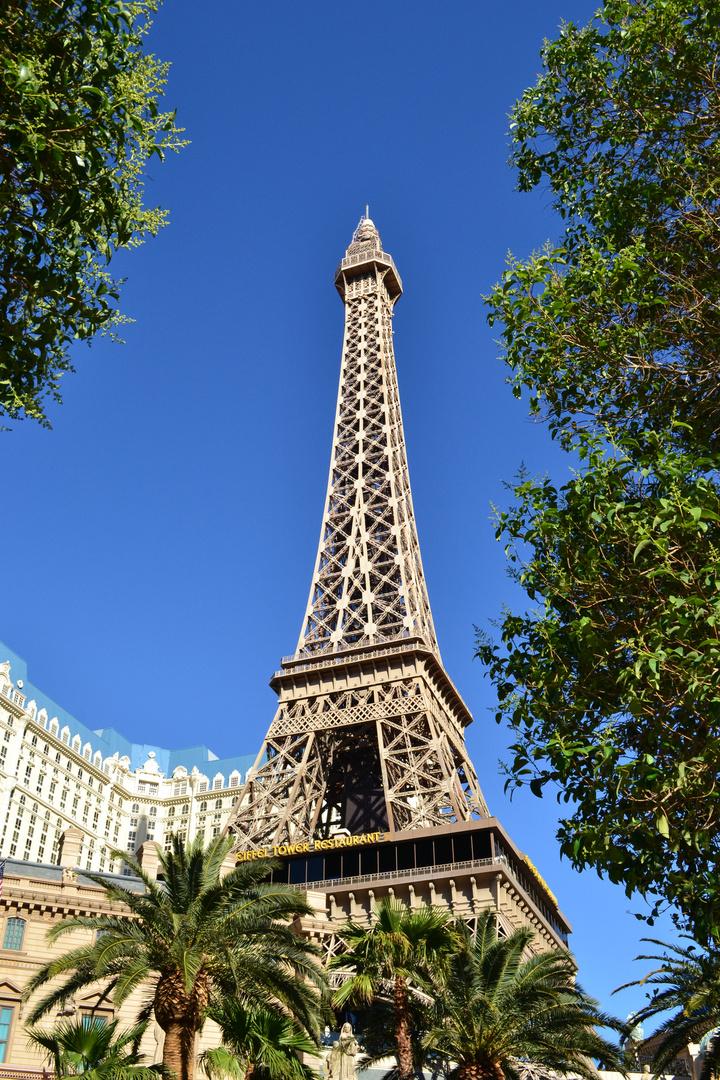 Las Vegas...oder doch Paris?!