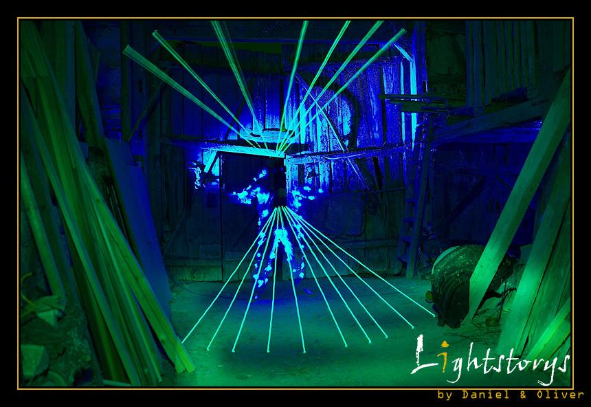 Laser Atmosphere