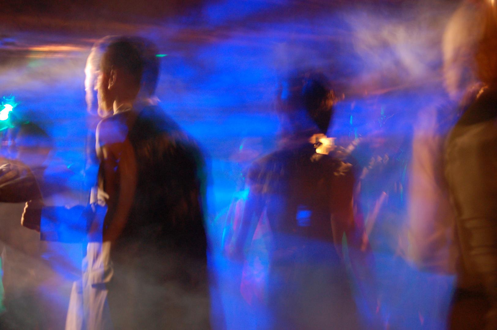 Laser danse