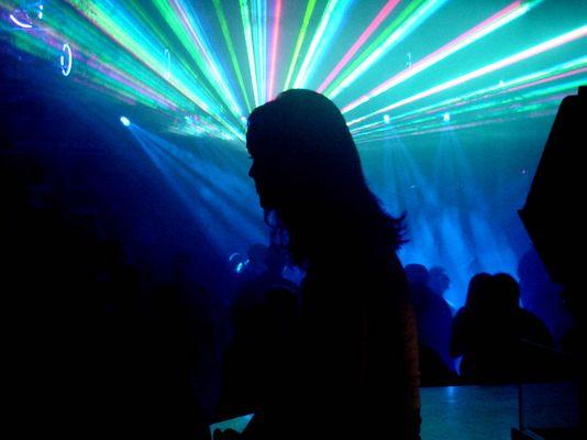 Laser Girl Phase I