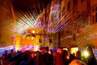 Laser in allen Variationen des Lichtes