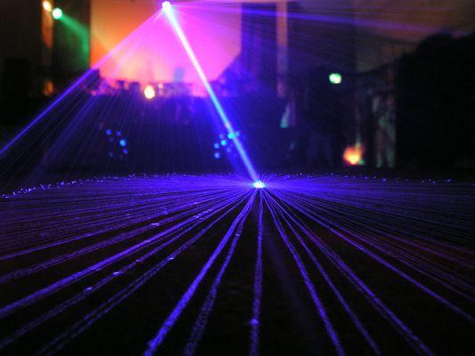 Laser-Zielsystem