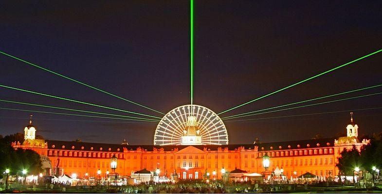 Laserfächer