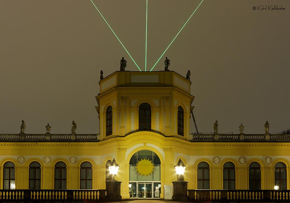 Laserscape Kassel - 1