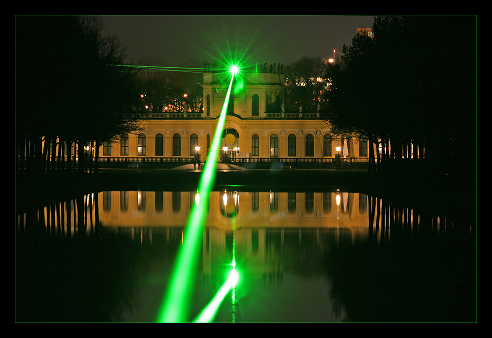 Laserscape Kassel II