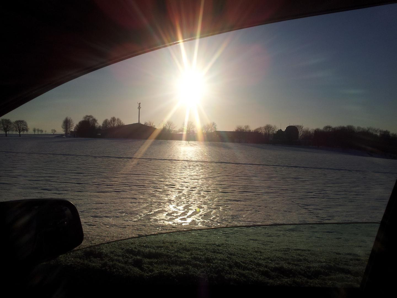 lass die Sonne in dein H... Auto !