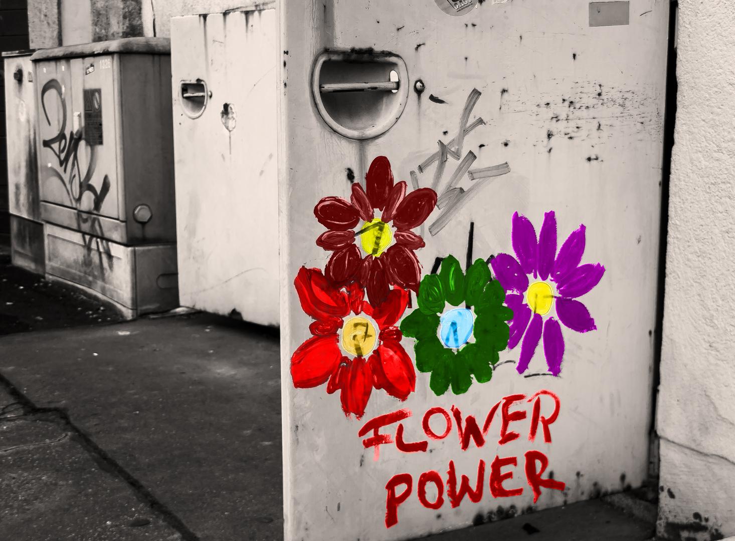Lass Farbe in Dein Leben!