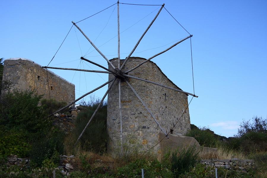 Lassithi-Hochebene auf Kreta