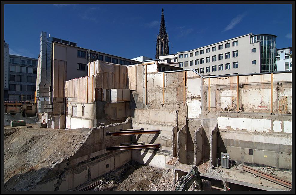 Lasst bitte die Elisabethenkirche stehen!