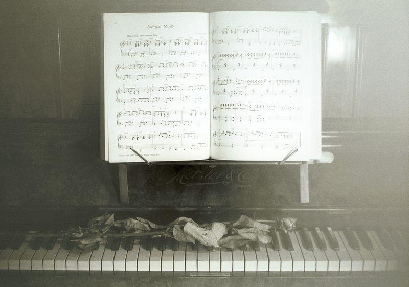 ..lasst uns Klavier spielen...